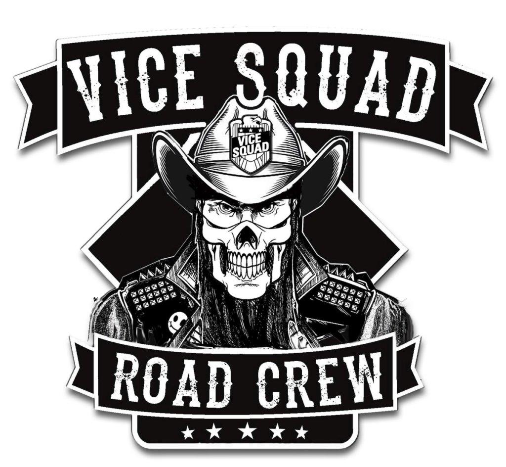 Portada de 'Road Crew EP' de Vice Squad (2021)