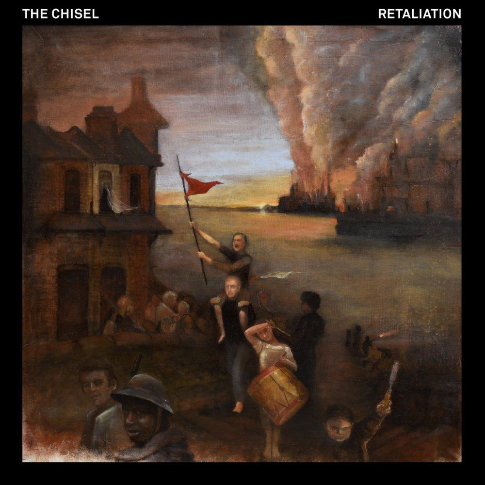 Portada de 'Retaliation' de The Chisel (2021)