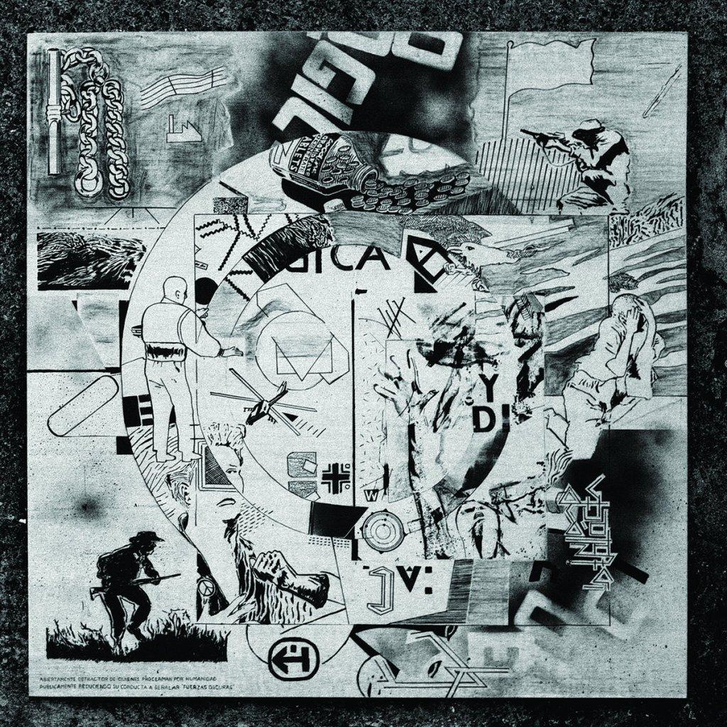 Portada del disco de Unidad Ideológica (2021)